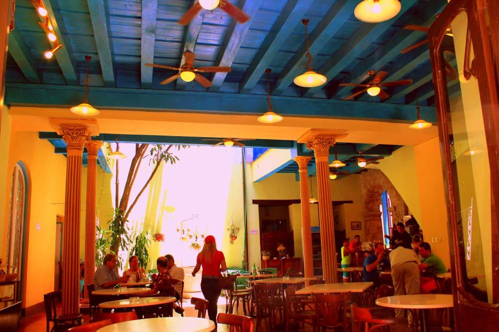Bar Altstadt Havanna