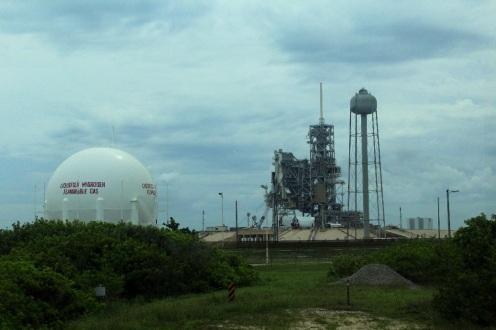 Cape Canaveral Kennedy Space Center Florida Rakete rocket exploreglobal