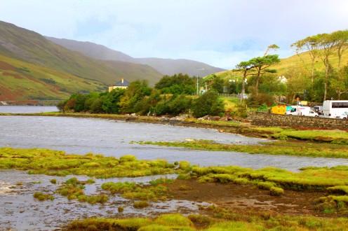 der Killary Fjord, der einzig wahre Fjord Irlands