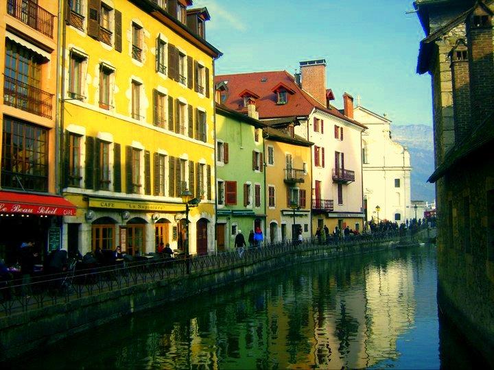 Annecy Altstadt