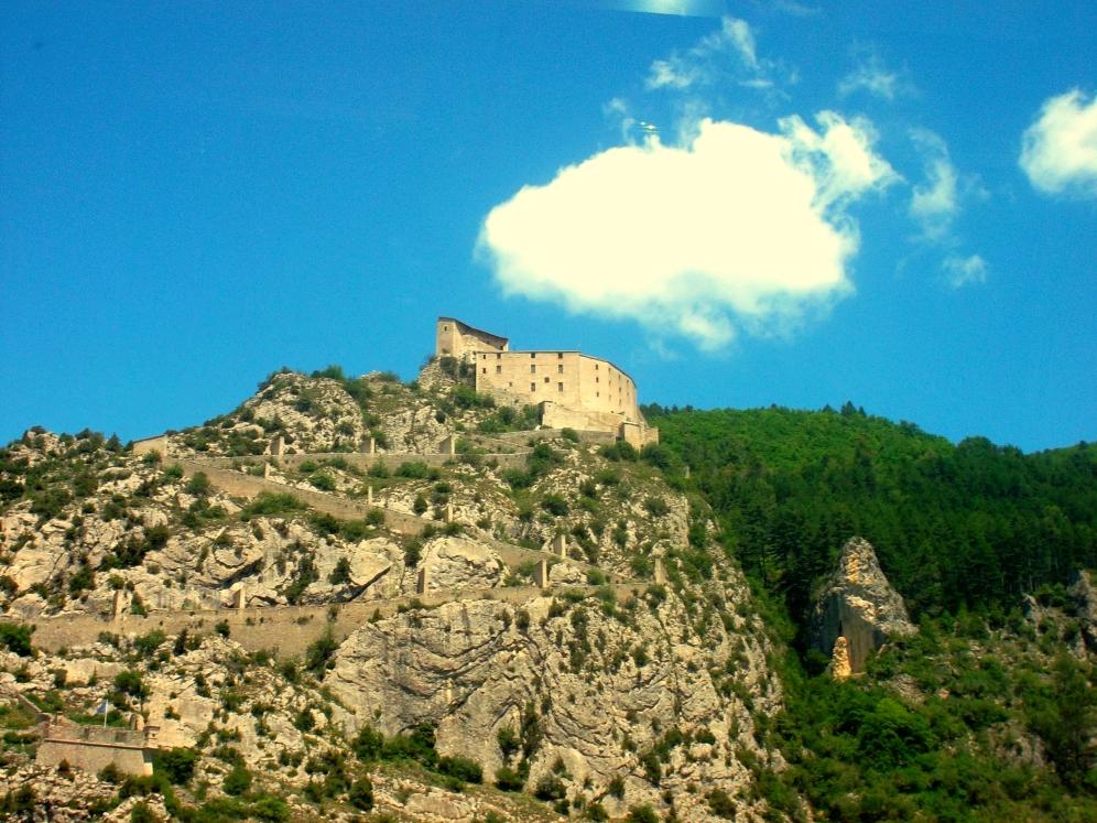 Zitadelle von Entrevaux