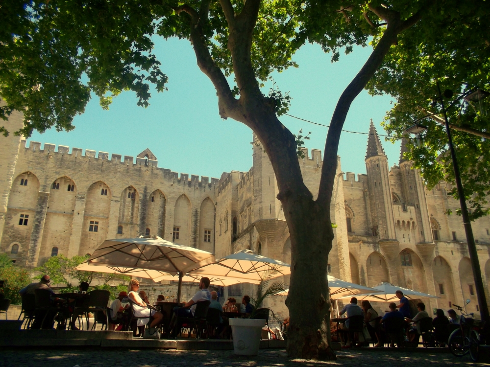 Papstpalast Avignon