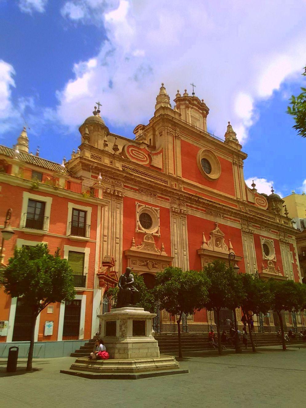 Kirche Salvador - erbaut zwischen 1671 und 1712