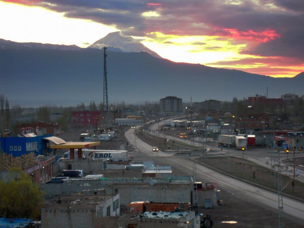Iran Ararat