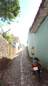 Trinidad alte Gassen Karibik Kuba Cuba