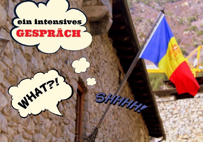 Andorra Gespräch