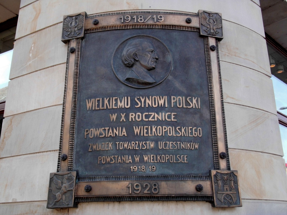 Gedenktafel Gedenktag Polen Masuren