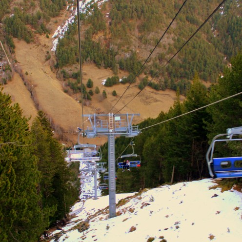 Ski-Lift Josep Serra