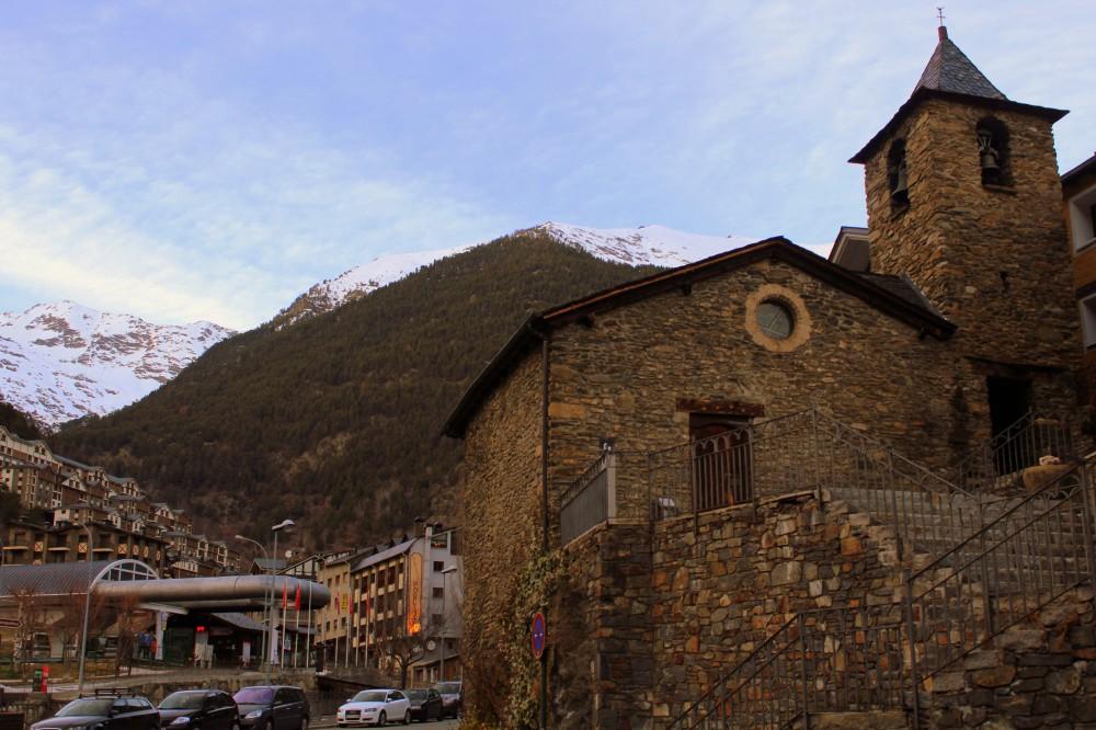 Arinsal, Andorra, Comapedrosa