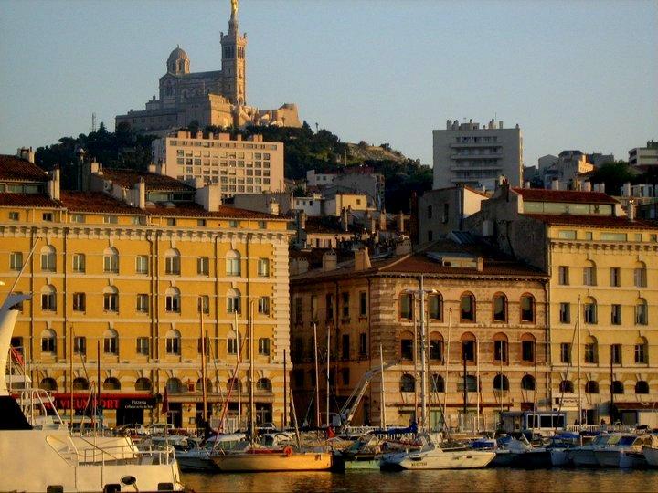 Marseille alter Hafen