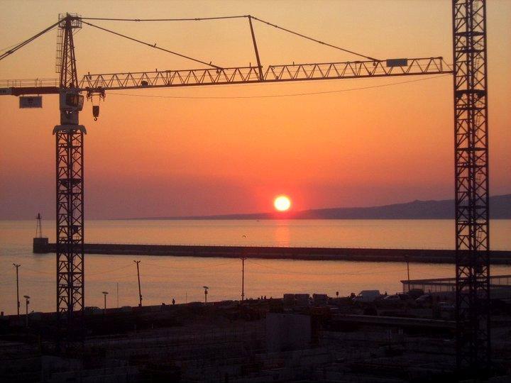 Marseille Sonnenuntergang