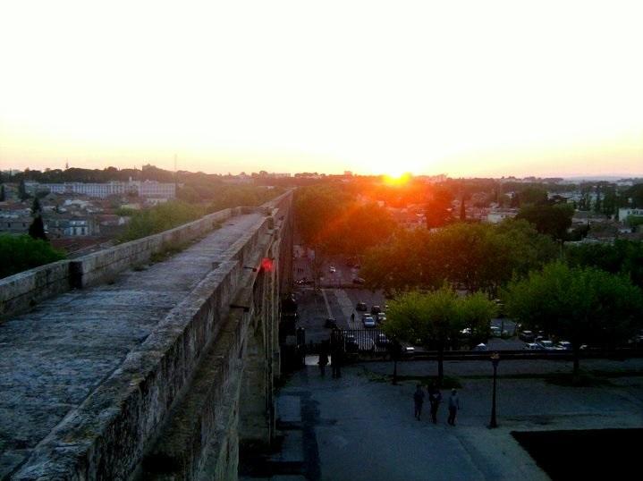 Montpellier Aquädukt Saint Clement Titelbild