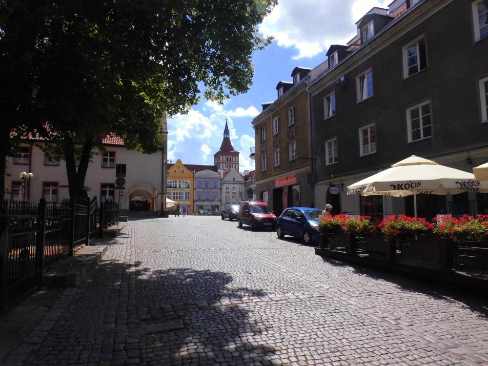 Olsztyn Masuren Altstadt Kirche Polen