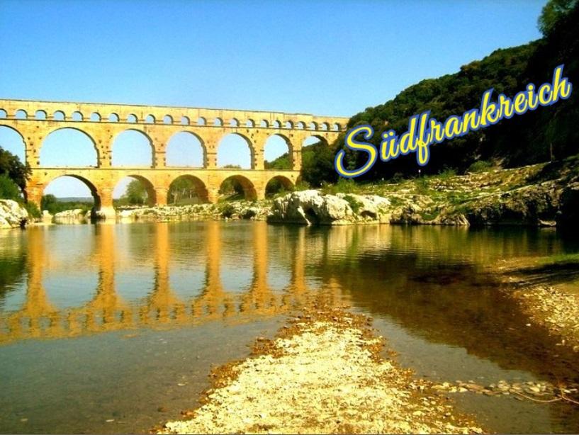 Pont du Gard 1 Südfrankreich Nimes