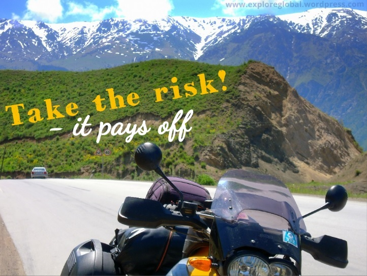 take the risk kirgistan