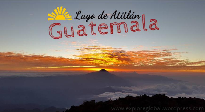 Vulkan am Atitlan