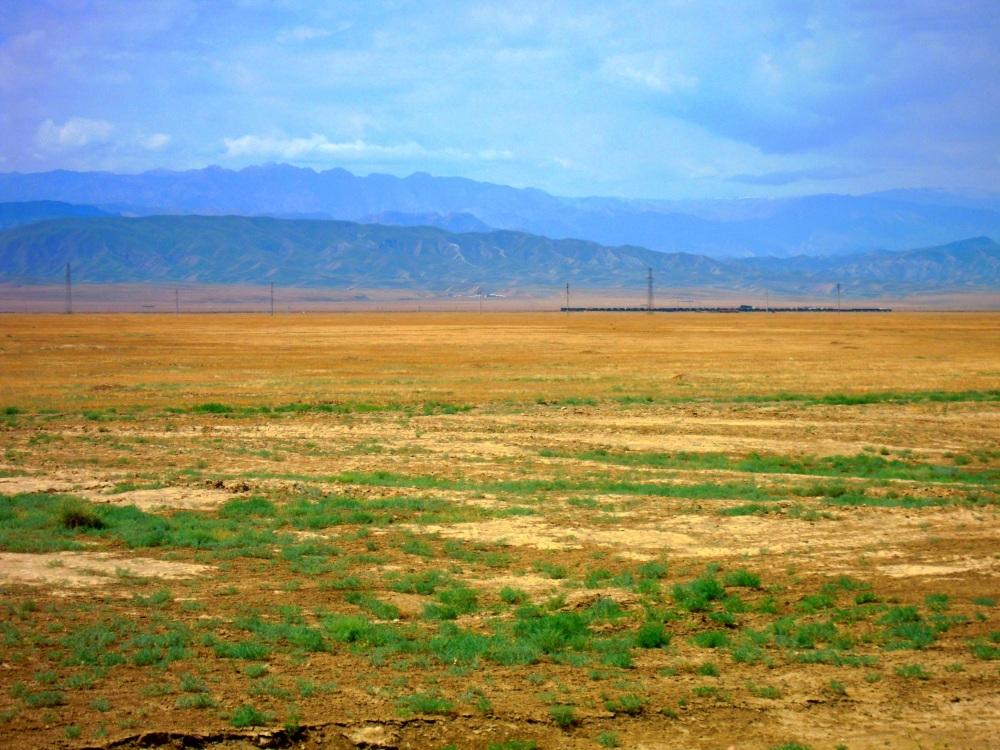 Desert Wüste Karakum Turkmenistan1