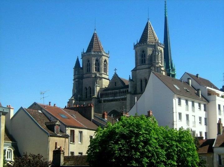 Dijons Kathedrale Saint-Béningne