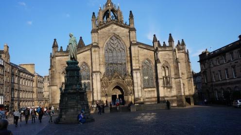Edingburgh Schottland - Scotland. Reiseblog Exploreglobal