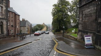 Stadt Stirling - Altstadt Schottland Roadtrip Natur Reisebericht Exploreglobal Reiseblog