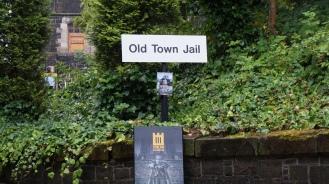 Old town Jail Gefängnis - Stadt Stirling - Altstadt Schottland Roadtrip Natur Reisebericht Exploreglobal Reiseblog