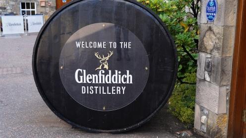Glenfiddich Distillery - Schottland Roadtrip Natur Reisebericht Exploreglobal Reiseblog