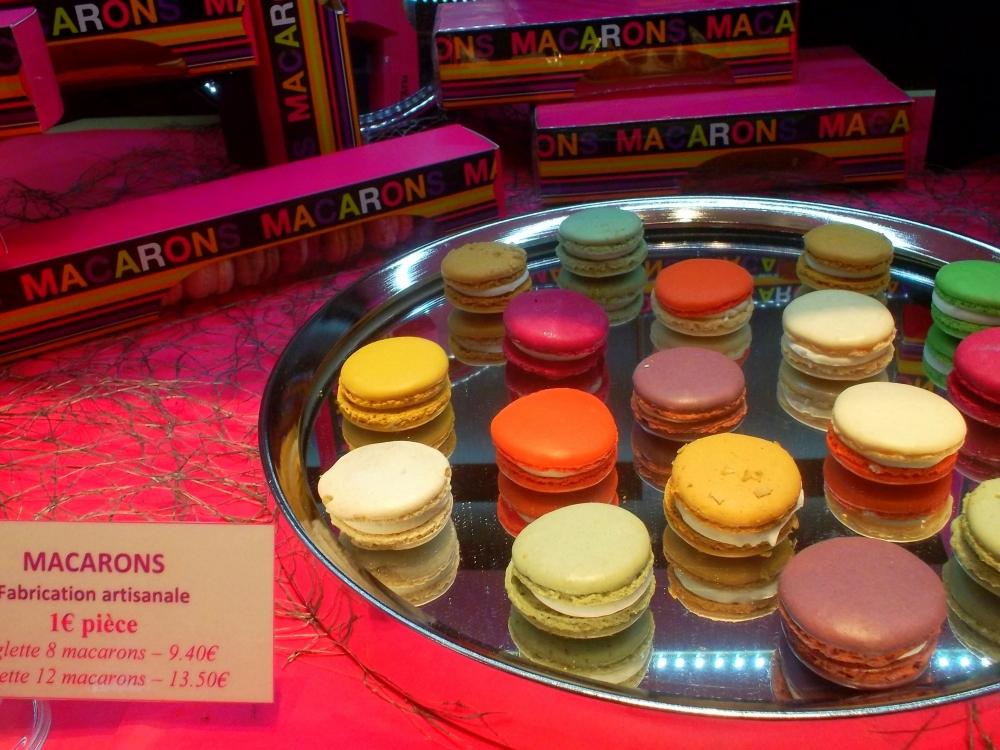 Macarons Frankreich Süssigkeiten