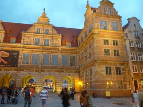 Danzig (Gdansk) romantische Altstadt
