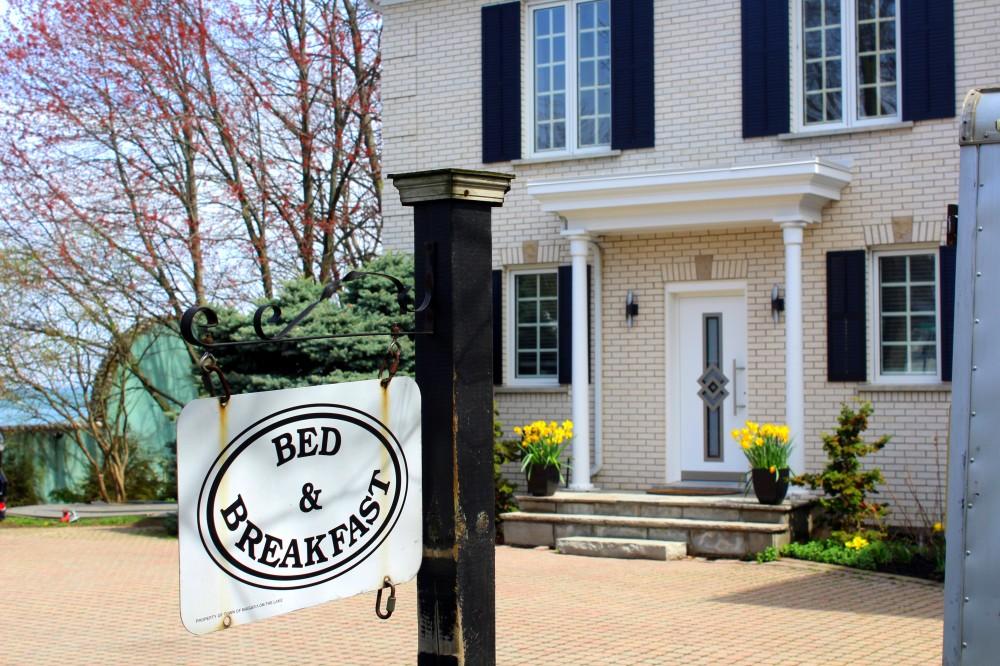 Bed and Breakfast privat Unterkunft Niagara on the Lake Ontario Kanada Canada Frühstück Empfehlung Urlaub Reiseblog exploreglobal