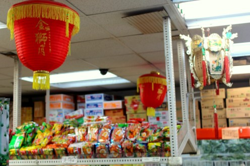 Montreal China Town supermarkt Supermarket supermarché Québec temple chinois chinese quarter quartier Canada Kanada Reiseblog www.exploreglobal.wordpress.com