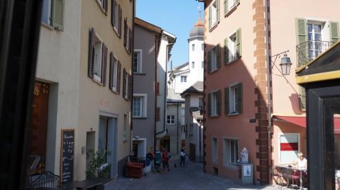 Altstadt von Brig in der Schweiz Exploreglobal Reiseblog