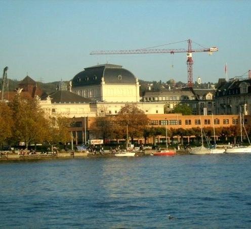 Schweiz Zürich See Ufer Promenade Boot Reiseblog exploreglobal