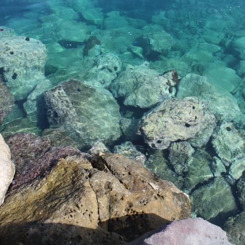 Wasserqualität auf der Insel Angistri im saronischen Golf - Reiseblog Exploreglobal