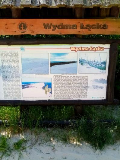 Lontzkedüne(Wydma Łącka) in Leba an der polnischen - Exploreglobal Reiseblog